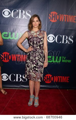 LOS ANGELES - JUL 17:  Ruth Wilson at the CBS TCA July 2014 Party at the Pacific Design Center on July 17, 2014 in West Hollywood, CA