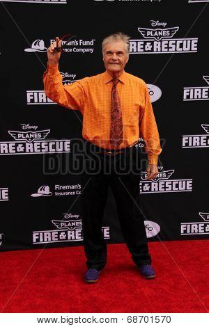 LOS ANGELES - JUL 16:  Fred Willard at the