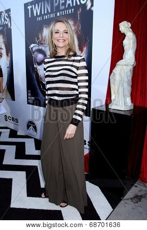 LOS ANGELES - JUL 16:  Peggy Lipton at the 'Twin Peaks - The Entire Mystery' Blu-Ray/DVD Release Party And Screening at the Vista Theater on July 16, 2014 in Los Angeles, CA