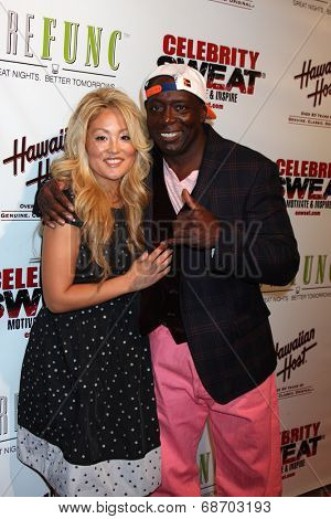 LOS ANGELES - JUL 16:  Billy Blanks at the ESPYs AfterShow Dinner Party at the Palm Resturant on July 16, 2014 in Los Angeles, CA