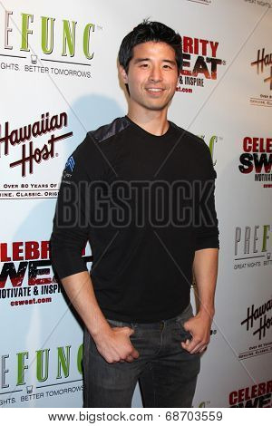 LOS ANGELES - JUL 16:  Jon Lee Brody at the ESPYs AfterShow Dinner Party at the Palm Resturant on July 16, 2014 in Los Angeles, CA