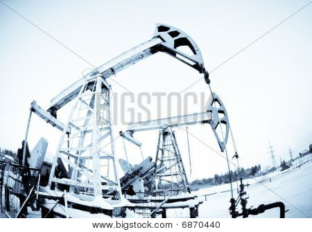 Two Oil Pump