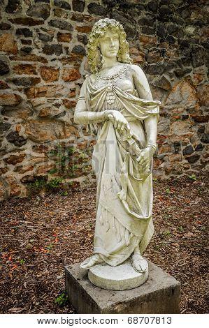 Duke Farms Statue 5