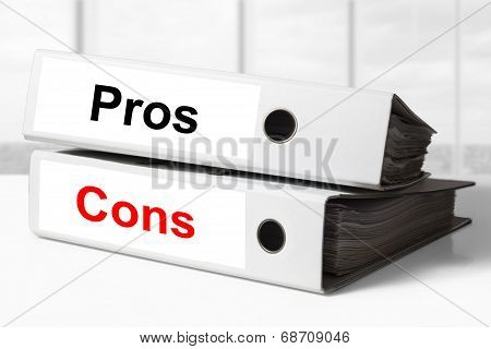 Office Binders Pros Cons