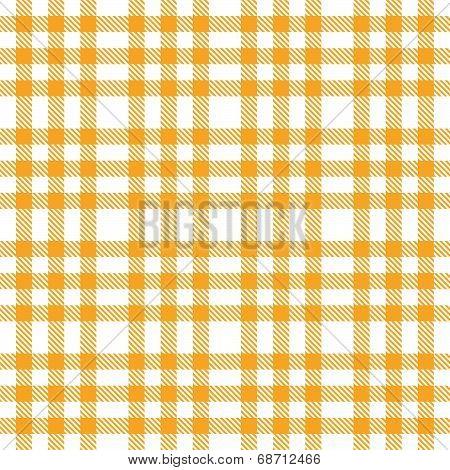 Yellow Checkered Pattern - Endless