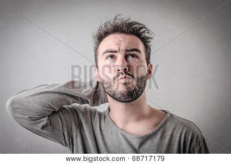 thinker man