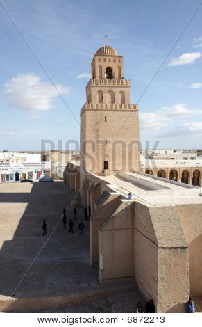 The Great Mosque from Kairouan