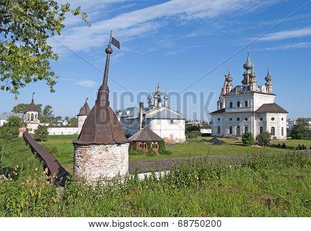 Orthodox Monastery Of Archangel Michael In Yuriev-polsky
