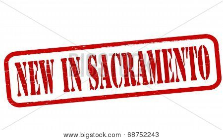 New In Sacramento