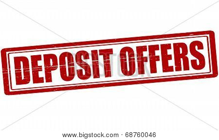 Deposit Offers
