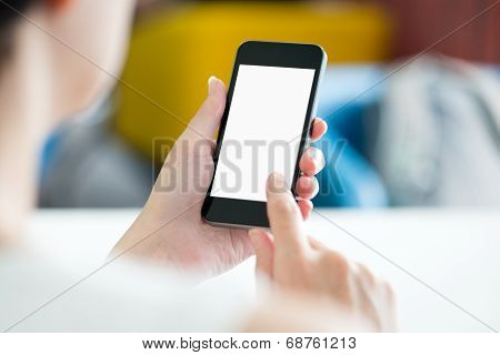 Using Modern Smartphone In Office