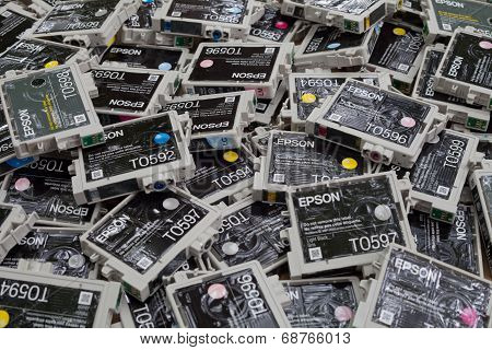 Brand Name Printer Cartridges