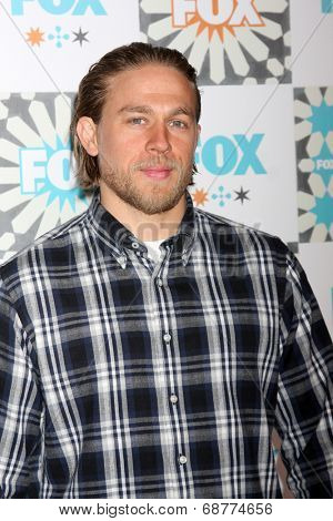 LOS ANGELES - JUL 20:  Charlie Hunnam at the FOX TCA July 2014 Party at the Soho House on July 20, 2014 in West Hollywood, CA
