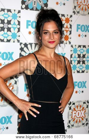 LOS ANGELES - JUL 20:  Jenny Slate at the FOX TCA July 2014 Party at the Soho House on July 20, 2014 in West Hollywood, CA