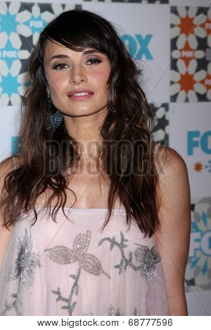 LOS ANGELES - JUL 20:  Mia Maestro at the FOX TCA July 2014 Party at the Soho House on July 20, 2014 in West Hollywood, CA