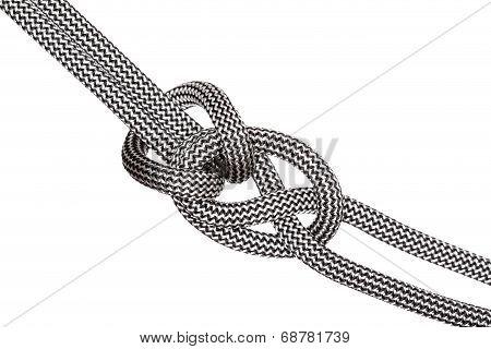 Diagonal Climbing Knot