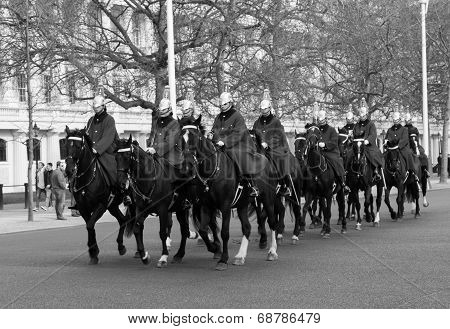 London Horse Guards