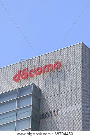 NTT Docomo building Japan