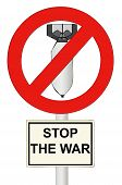 image of tyranny  - Stop the War  - JPG