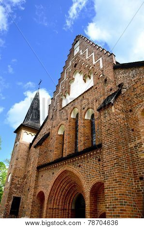 St. Mary's Church Sigtuna  Sweden