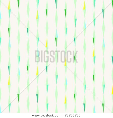 Vector seamless pattern. Modern style.  Geometric shapes