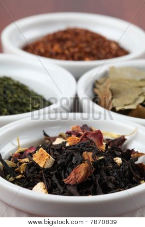 Tea Collection - Flavored Black Tea