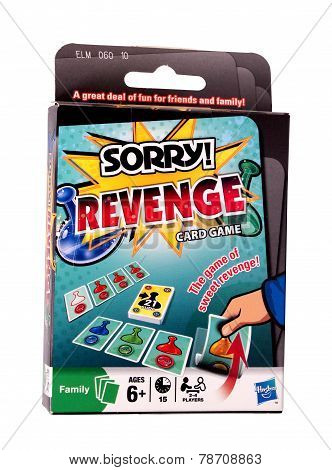 Revenge Card Game