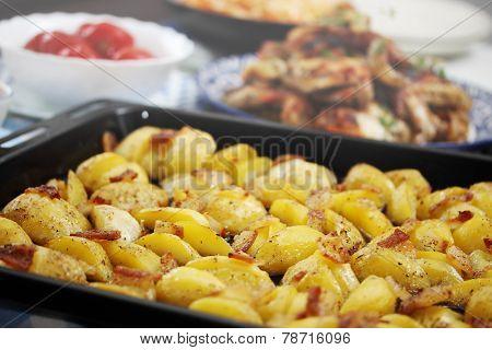 Potato And Fat