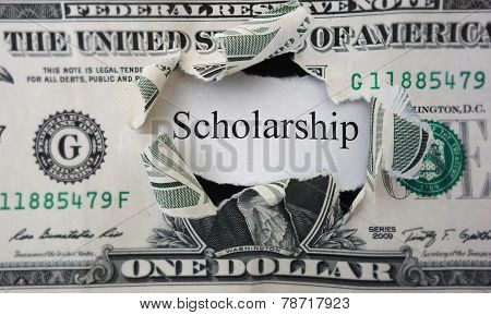 Scholarship Note