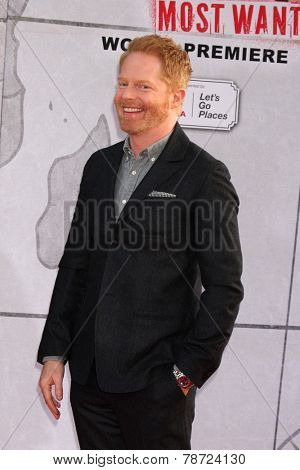 LOS ANGELES - MAR 11:  Jesse Tyler Ferguson at the