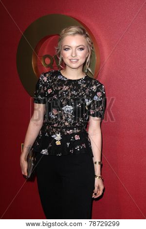 LOS ANGELES - MAR 1:  Francesca Eastwood at the QVC 5th Annual Red Carpet Style Event at the Four Seasons Hotel on March 1, 2014 in Beverly Hills, CA