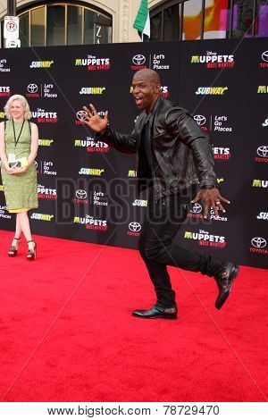 LOS ANGELES - MAR 11:  Terry Crews at the