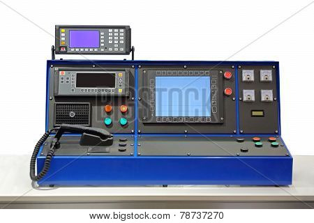 Dispatcher Desk Console
