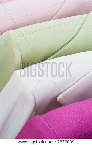 Closeup Of Clothes