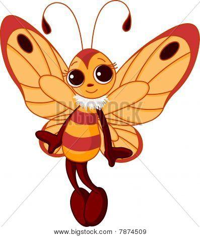 Very cute Butterfly