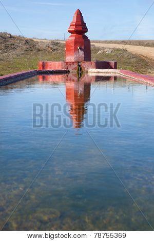Livestock Fountain