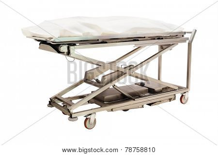 the image of a morgue