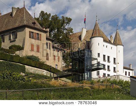 White Castle Nyon