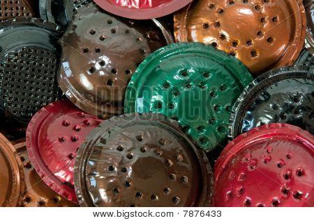 Used Coffee Pads