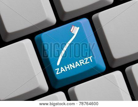 Computer Keyboard: Dentist