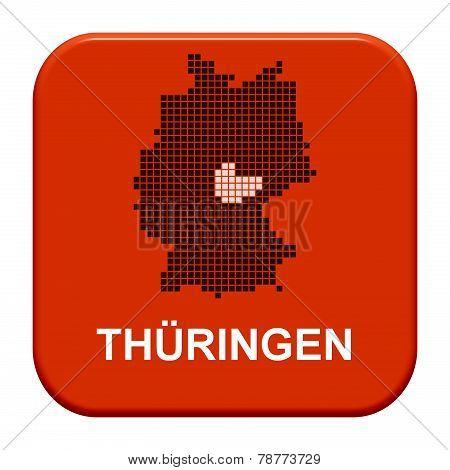 Red Button: German Region Thueringen