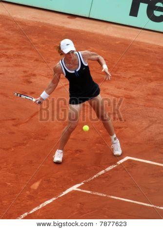 Samantha Stosur (aus) At Roland Garros 2010
