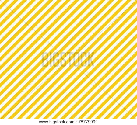 Background with diagonal stripes orange