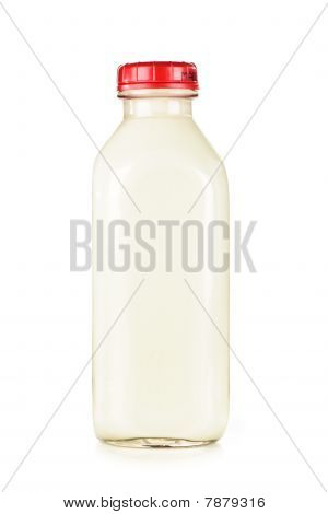 Bottle Of White Milk