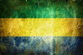 pic of sub-saharan  - Flag of Gabon - JPG