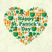 stock photo of irish  - Happy Patrick - JPG