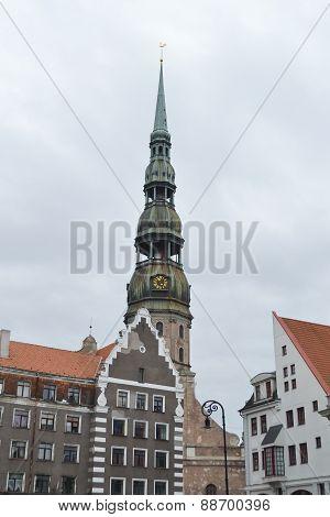 View Of Riga.