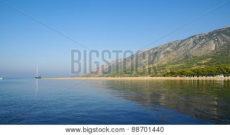 Seascape At Bol, Brac, Croatia