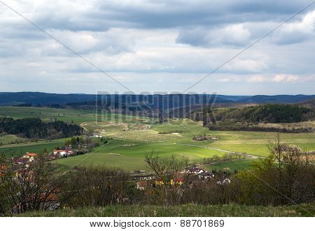 Czech Countryside Villages