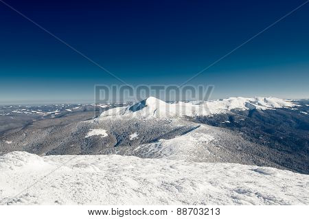 Low Mountains Carpathians